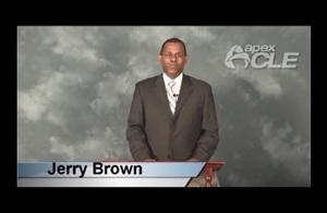 Bio jerrybrown